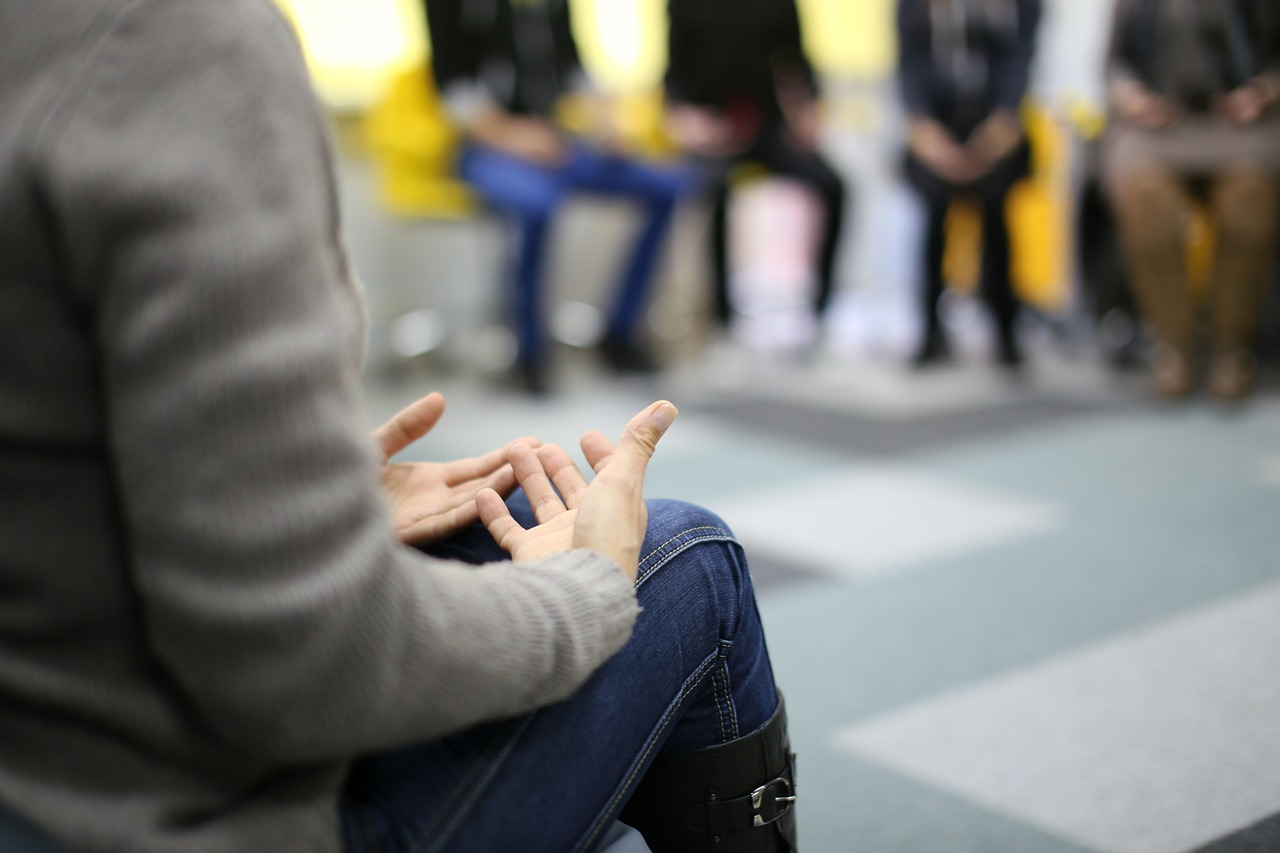 Group therapy services for individuals